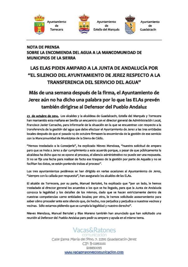 N.P. LAS ELAS DEL AGUA S... ANDALUCÍA 23.10.14